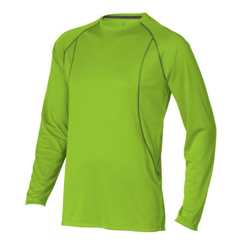 8e73a663ce90 Pánske tričko (ELEVATE Whistler CF LS T-shirt)   zelená(apple)   XL ...