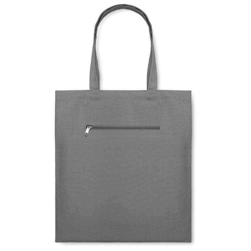 9016005956 Nákupná taška   šedá - REPRE - reklamné predmety