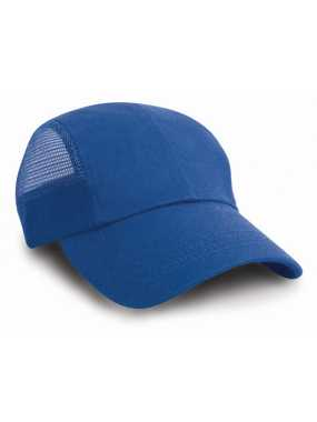 Šiltovka (RESULT SPORT CAP WITH SIDE MESH)>modrá (royal)