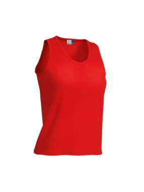 OUT-Tielko Jersey Top; fire red; S