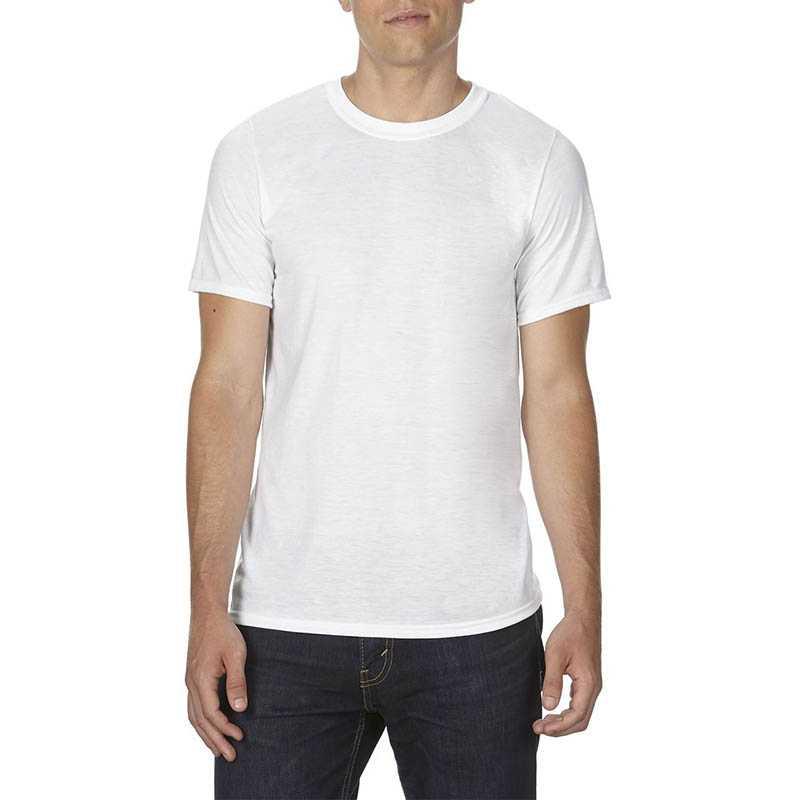 e19510230a49 Pánske tričko (GILDAN SUBLIMATION ADULT T-SHIRT)   biela   M - REPRE ...