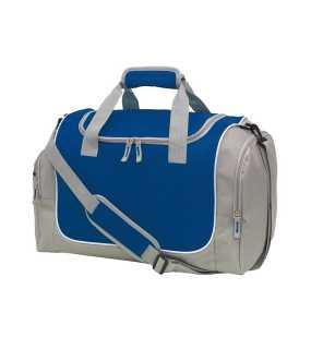 Športová taška   šedá   modrá (dark) a765b61280