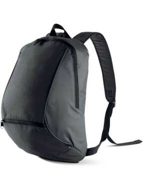 Ruksak (KIMOOD HALF MOON BACKPACK)>šedá (dark)