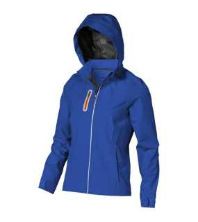 Dámska bunda (ELEVATE Howson Ladies Softshell) > modrá > M