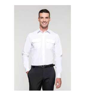 50f6a5e3fb81 Pánska košeľa (Kariban