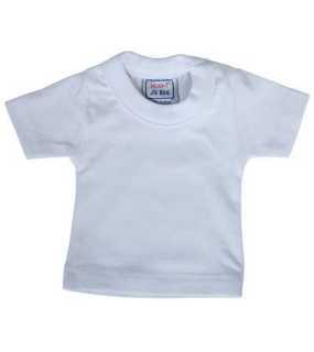 Detské tričko (JN Mini-T) biela 26f369e19df