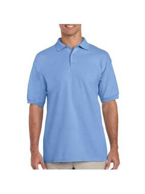 Unisex polokošeľa (GILDAN ULTRA COTTON ADULT PIQUE POLO)>modrá (carolina)>L