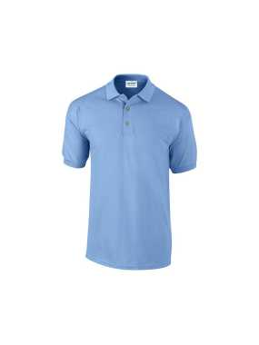 Unisex polokošeľa (GILDAN ULTRA COTTON ADULT PIQUE POLO)>modrá (carolina)>M