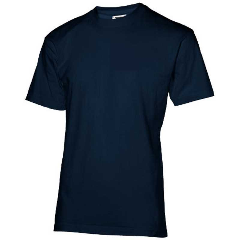 Unisex tričko(RETURN ACE 200 BY SLAZENGER) > modrá (navy) > XXL