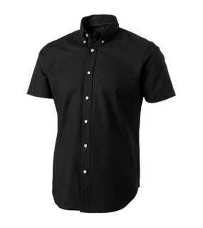 20fdf37b4a1f Pánska košeľa (ELEVATE Manitoba Shirt)   čierna   XS