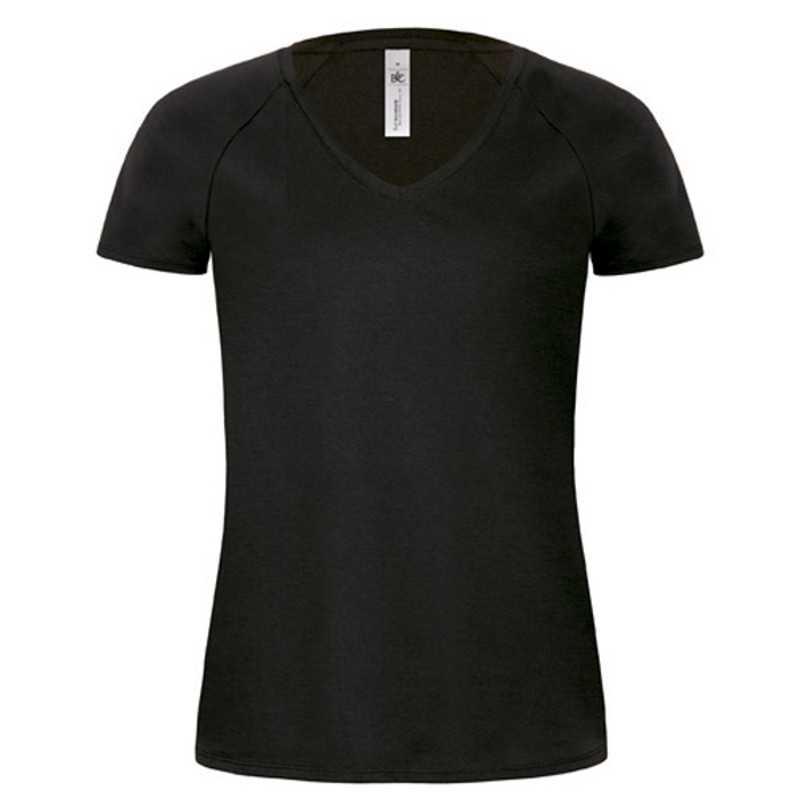 02ac37fb7693 Dámské tričko (B C BLONDIE CLASSIC WOMEN) černá S - REPRE - reklamné ...