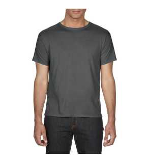 Pánske tričko (ANVIL ADULT FEATHERWEIGHT TEE) > šedá (dark heather) > M