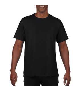 16eea0def9e5 Pánske tričko(GILDAN PREFORMANCE® ADULT CORE T-SHIRT) čierna XL