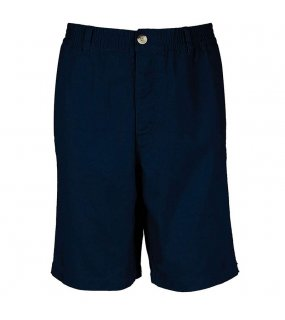 413f553ae045 Pánske krátke nohavice (KARIBAN BERMUDA)   modrá (dark navy)   XL