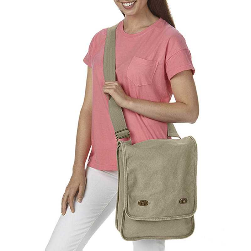 "Taška (Comfort Colors""CANVAS FIELD BAG"") > khaki"