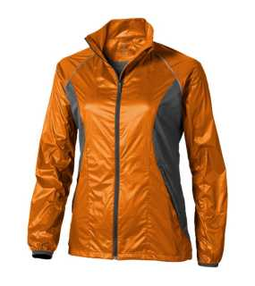 Dámska bunda (ELEVATE Tincup light weight ladies Jacket) > oranžová/šedá(anthracite) > M