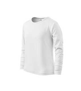 Detské tričko (ADLER Long Sleeve 160)   biela   4r 3cd3b63ae73