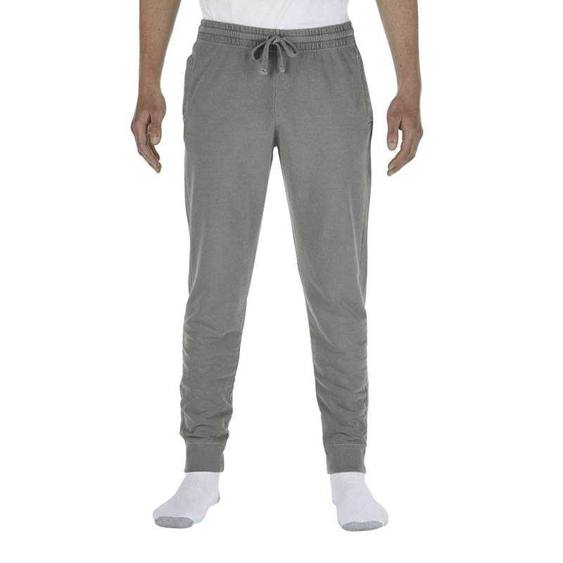 "Unisex tepláky (Comfort Colors""ADULT FRENCH TERRY JOGGER PANTS"") > šedá > 2XL"