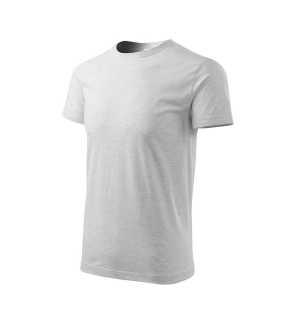 Unisex tričko (ADLER Heavy New)   sivá (svetlý melír)   2XL f6f937c378d
