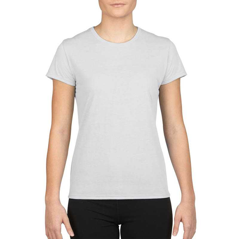 af6be913eea5 Dámske tričko (GILDAN ADULT WOMENS PERFORMACE T-SHIRT)   biela   XS ...