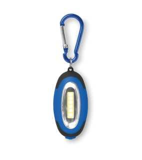 Svetlo s karabinou   modrá(royal) d0c86d7df05