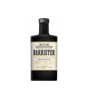 BARRISTER OLD TOM, 40%, 0.7 L