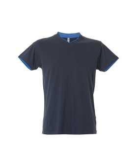 Unisex tričko (SERBIA by JR)   modrá (denim)   3XL edb2553a2eb
