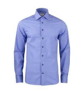 5f3beccb410a Pánska košeľa (James Harvest PURPLE BOW 141 SLIM FIT)   modrá (navy)