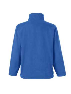 Pánska flecee bunda (FRUIT OF THE LOOM Full Zip Fleece )>modrá (royal)>L