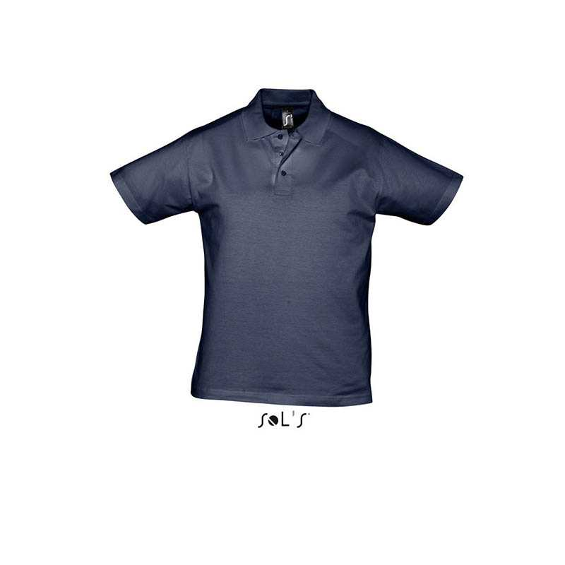 b5c08064c92a Pánska polokošeľa (SOLS PRESCOTT MEN POLO SHIRT)   modrá (frenchnavy)   S