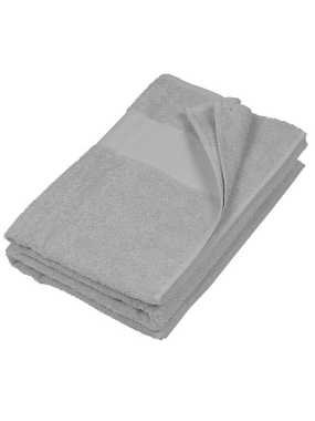 Osuška (KARIBAN BATH TOWEL) > šedá (light) > 70x140
