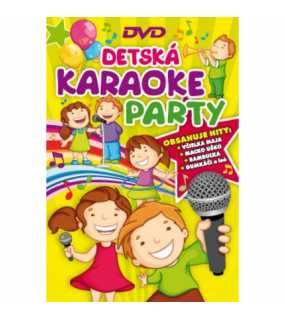 DVD Detská karaoke party > Best of