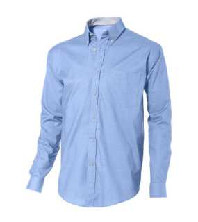 Pánska košeľa (Aspen casual shirt long sleeve US Basic) > modrá (light) > S