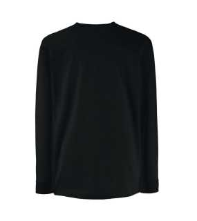 Detské tričko (FRUIT OF THE LOOM Kids Long Sleeve Valueweight T)>čierna>3/4