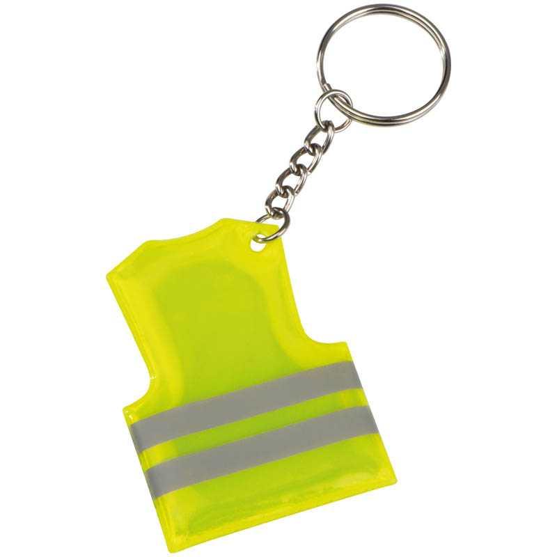2c81206a0 Plastová kľúčenka > žltá - REPRE - reklamné predmety