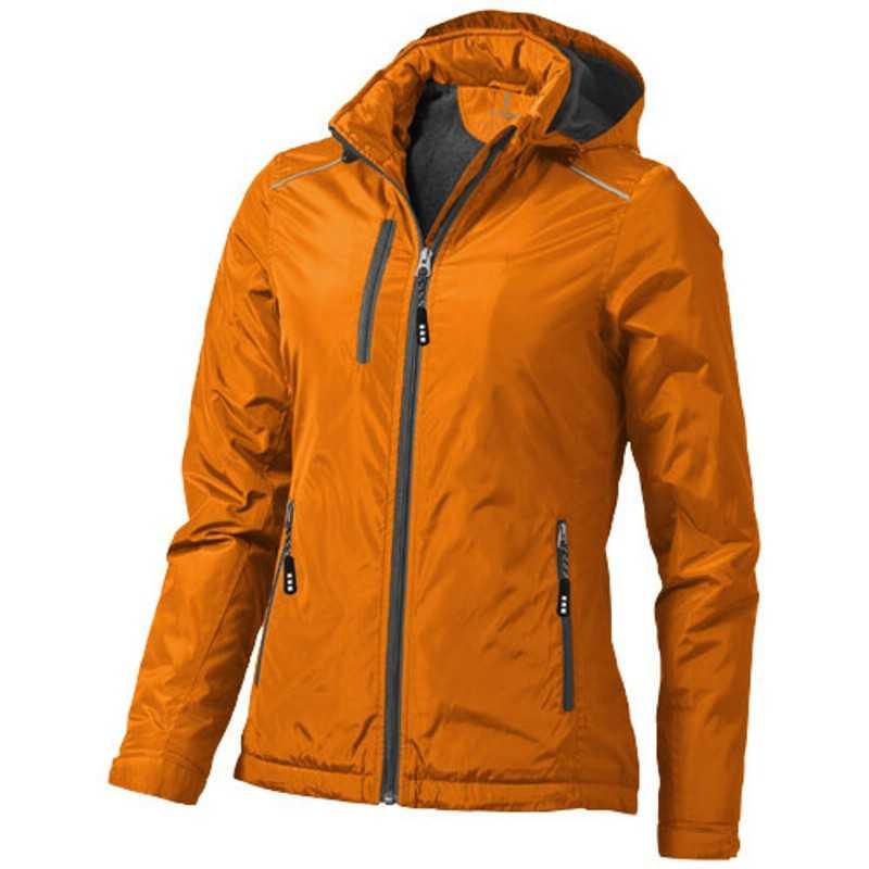 861542596 Dámska bunda (Smithers Ladies jacket Elevate) > oranžová > M - REPRE ...