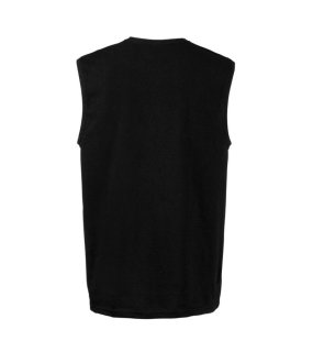 Pánske tielko (FRUIT OF THE LOOM Tank Top )>čierna>M