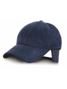 Šiltovka (RESULT POLARTHERM™ FLEECE CAP)>modrá (navy)