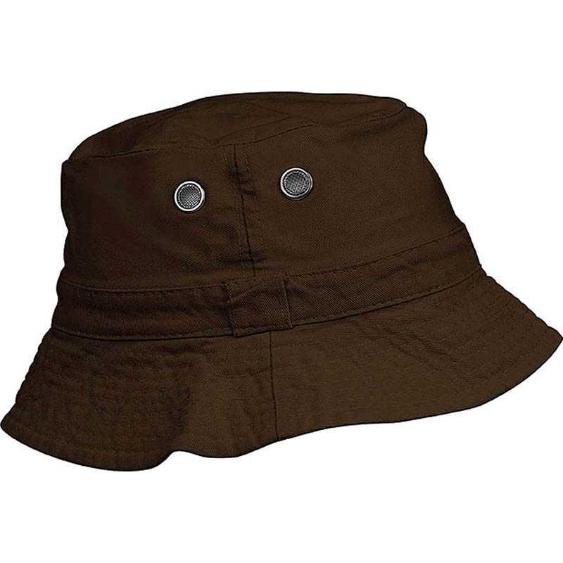 82c200c6c Unisex klobúk (KARIBAN BOB VOYAGER) > zelená (khaki) - REPRE ...
