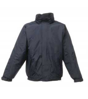 Pánska bunda (REGATTA DOVER WATERPROOF JACKET) > modrá (navy) / modrá (navy) > 4XL