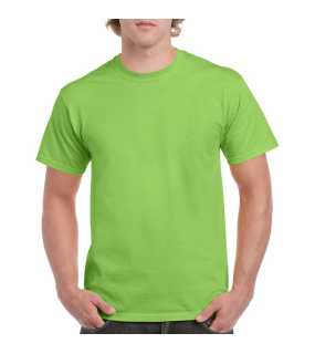 Unisex tričko (GILDAN HEAVY COTTON ADULT T-SHIRT) > zelená (lime) > 2XL