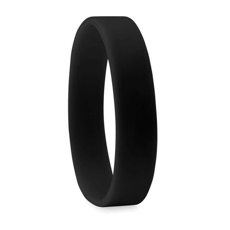 9bce7ef02 Silikonový náramok > čierna - REPRE - reklamné predmety