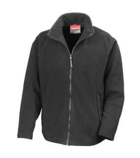 Pánska bunda (RESULT HORIZON HIGH GRADE MICRO FLEECE JACKET)>čierna>L