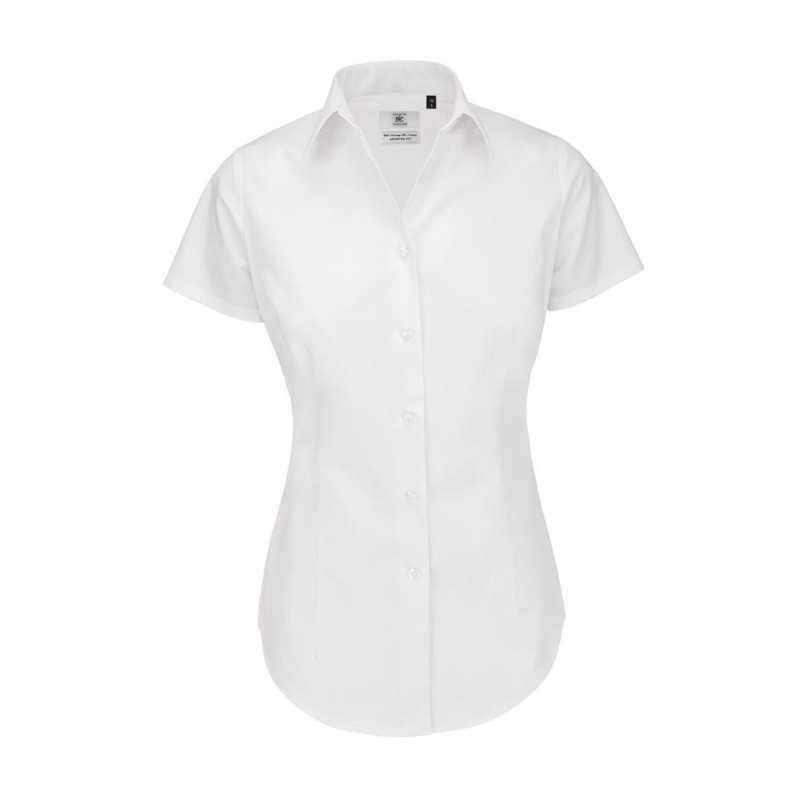 5c8a8a76f817 Dámska košeľa (B C HERITAGE SSL WOMEN) biela L - REPRE - reklamné ...