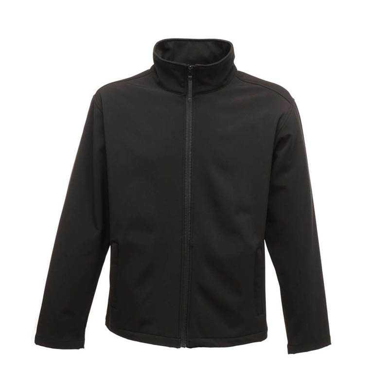 Pánska bunda (REGATTA CLASSIC SOFTSHELL)   čierna   2XL - REPRE ... 3b131daf830