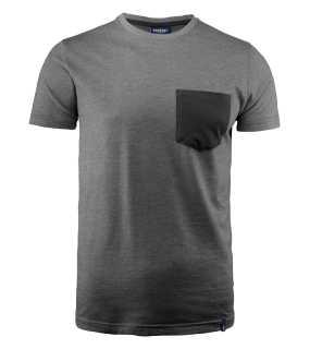 e8c7ba7d88 Unisex tričko (James Harvest PORTWILLOW)   čierna (melange)   L