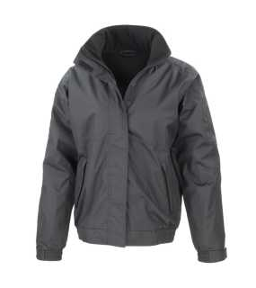 Pánska bunda (RESULT CORE MENS CHANNEL JACKET)>čierna>L