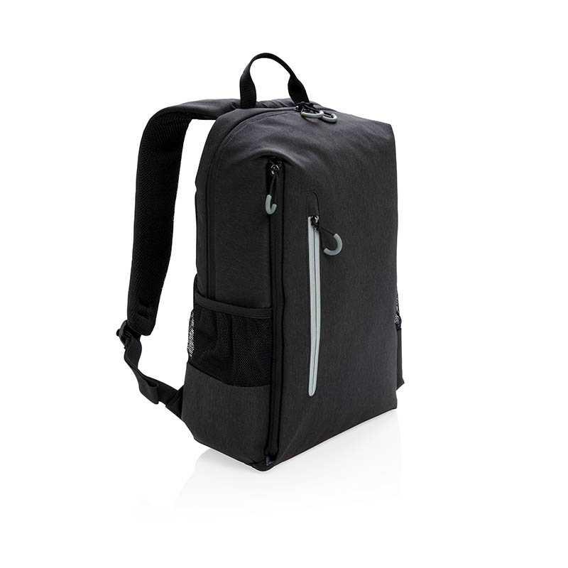 27b888d47c RFID   USB batoh Lima na 15 notebook   čierna - REPRE - reklamné ...