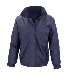 Dámska bunda (RESULT CORE LADIES CHANNEL JACKET)>modrá (navy)>M