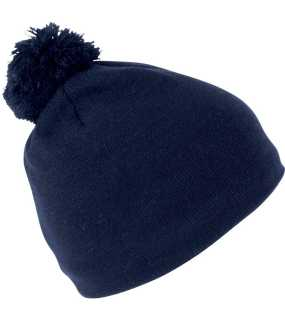 "Čiapka (K-UP""FLEECE LINED BEANIE"") > modrá (navy)"